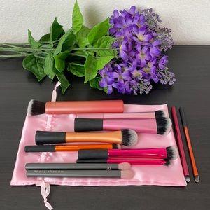 Real Techniques 11 Piece Brush Makeup Set